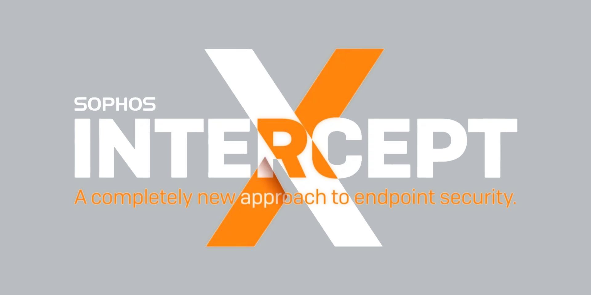 Ferma i Ransomware con Sophos Intercept X