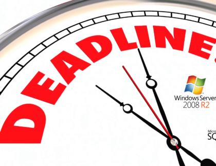 Microsoft. Termina il supporto per Windows Server 2008/2008 R2 e SQL Server 2008/2008 R2
