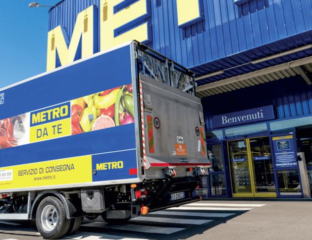 Delivery 4.0: Metro Italia si rinnova, perfezionando la filiera dei servizi